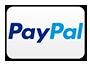 Icon zur Zahlung mit PayPal bei Bestellungen bei WIRmachenDRUCK