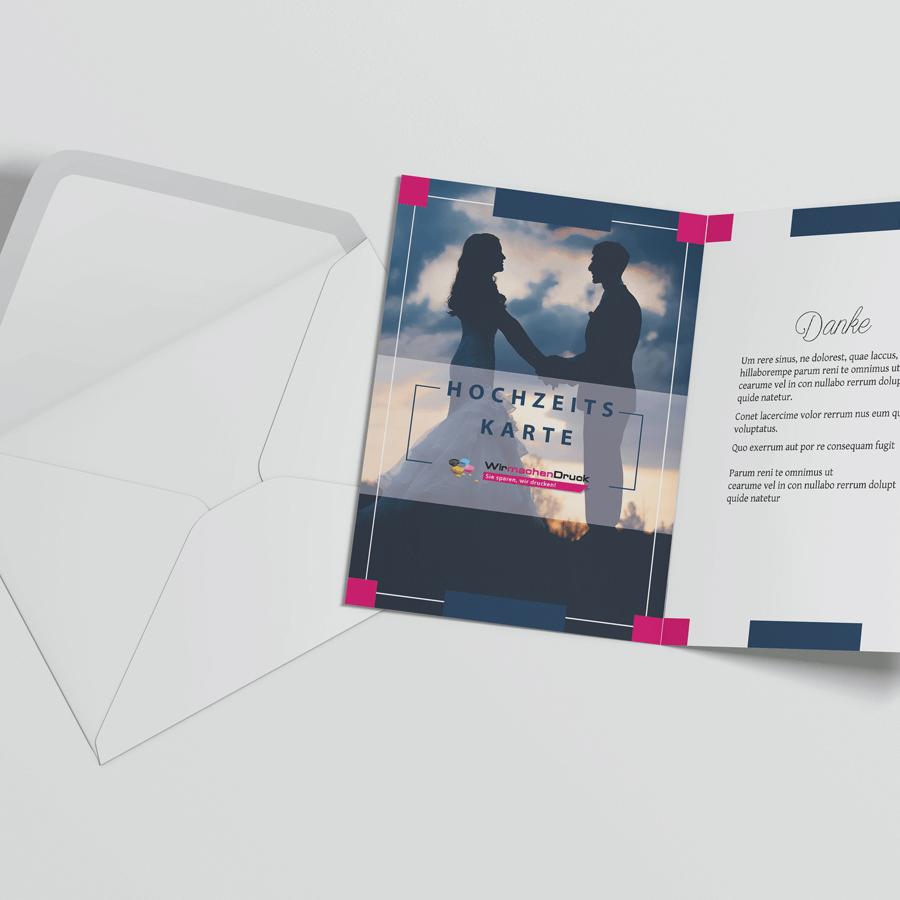 Hochzeitskarten Gunstig Online Drucken Wirmachendruck De