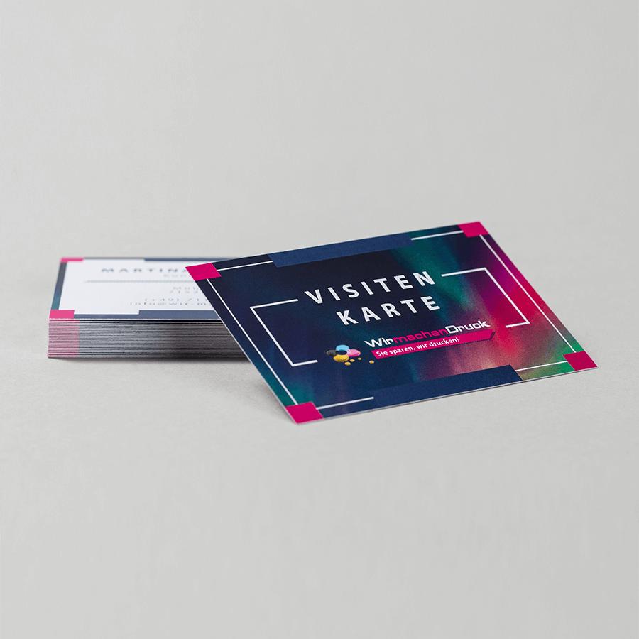 Visitenkarten Mit Offsetpapier Günstig Drucken