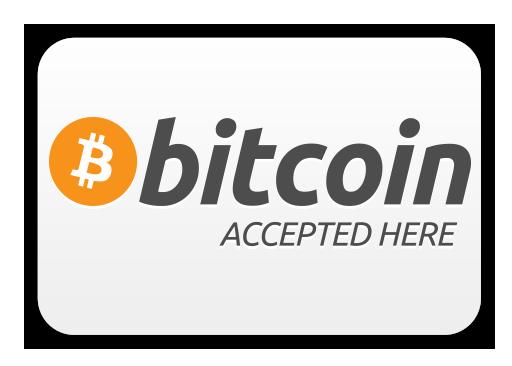 Icon Bitcoin als eine Zahlungsoption bei WIRmachenDRUCK
