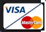 Icon zur Zahlungsmöglichkeit mit Kreditkarte bei WIRmachenDRUCK