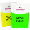 Neon-Flyer A3 - Warengruppen Icon