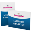 Schilder & Plattendruck - Warengruppen Icon