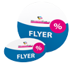 Ovale Flyer - Warengruppen Icon