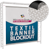 Textilbanner<br> Blockout - Icon Warengruppe