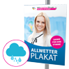 Allwetterplakate - Icon Warengruppe