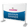 Bauzaunbanner - Icon Warengruppe