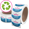 Recycling Etiketten - Icon Warengruppe
