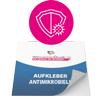 Antimikrobielle Aufkleber - Warengruppen Icon