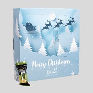 Lindt-HELLO-Mini-Sticks im individuellen Adventskalender