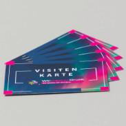 Günstige Visitenkarten Mit Leinenstruktur Wirmachendruck De