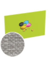 Visitenkarte 4 4 Farbig Beidseitiger Druck 246g Leinenstruktur Karton