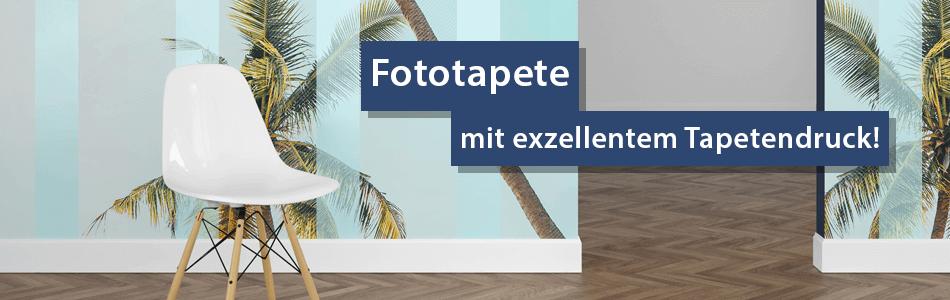 Fototapete günstig drucken lassen | WIRmachenDRUCK.de