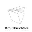 Kreuzbruchfalz